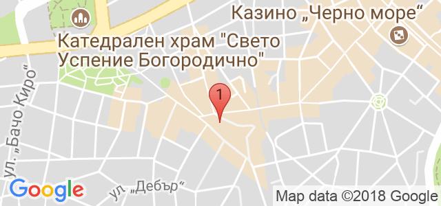 Агенция Елени Травел Карта