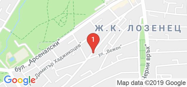 NS Beauty Center Карта