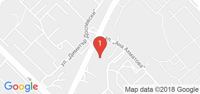 Афродита КМ Карта