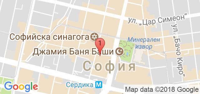 http://globaltour.bg/ Карта