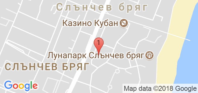 МПМ Калина Гардън 4* Карта