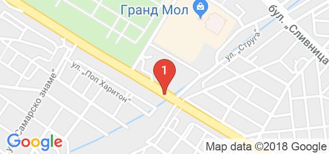 Денста ООД Карта