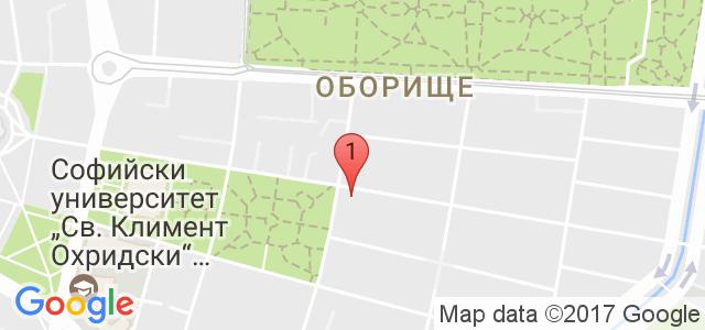 Д-р Светлана Борисова Карта