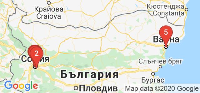 СМДЛ Кандиларов Карта