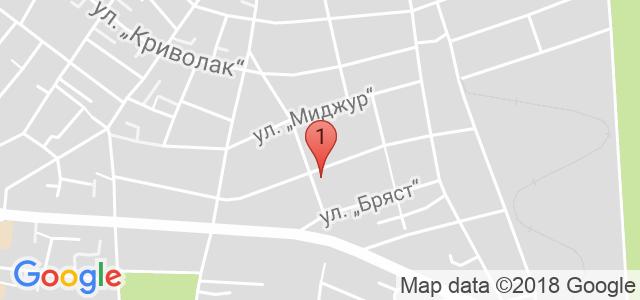 Масажен център Цитмед Карта