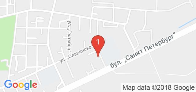 Ресторант Инфо Карта