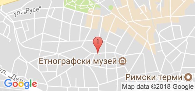 Масажно студио Олимп Карта