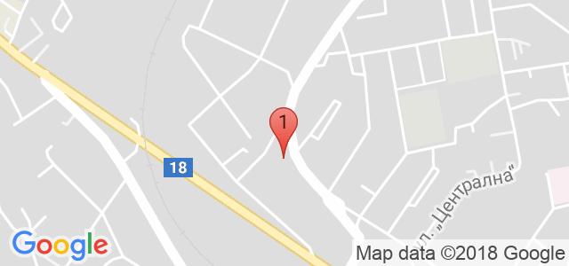 Автосервиз Ди-Кри Карта