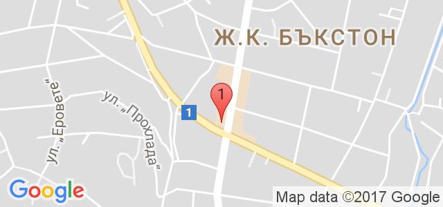 Автосервиз Нон Стоп, Павлово Карта