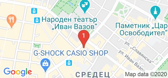 Topgoods.bg Карта