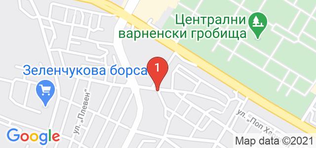 Автосервиз VIK Auto 77 Карта