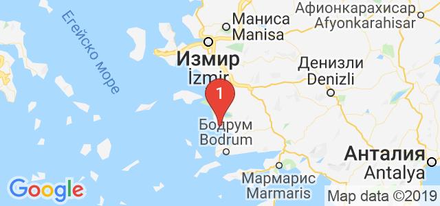 Вени Травел Карта