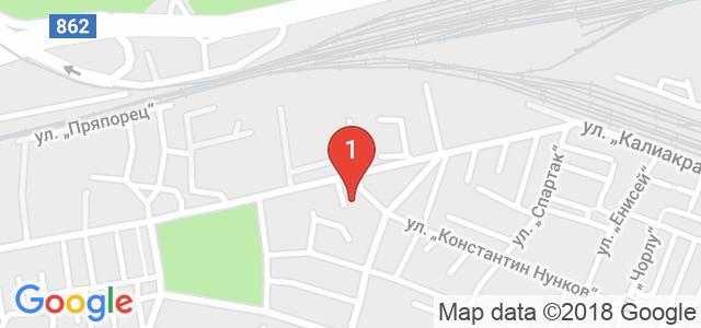 Ел Еф Студио Карта
