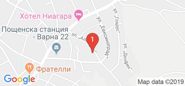 Студио Виница - Viewart  Карта