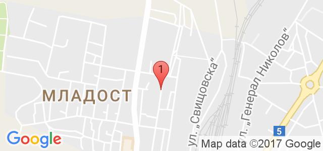 Спа студио Ангелина Габрово Карта