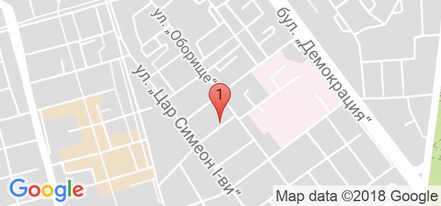 Студио R&N Карта