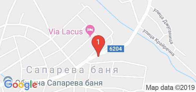 Вилен комплекс Дарибел Карта