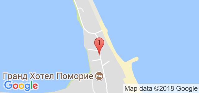 Хотел Св. Св. Петър и Павел 3* Карта