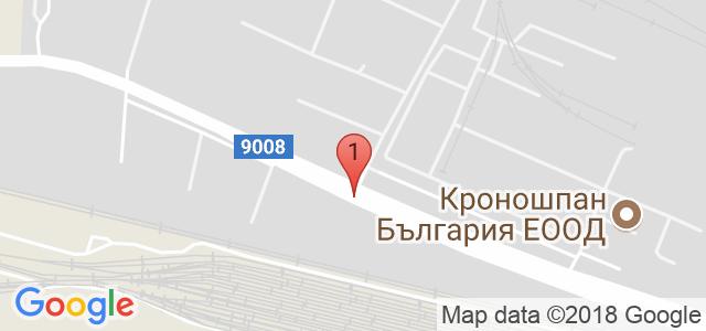 Стрелбищен комплекс АПОЛО Карта