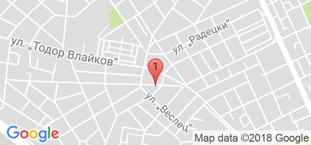 Семеен хотел Палитра 3* Карта