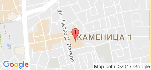 Онлайн магазин koshnica.bg Карта