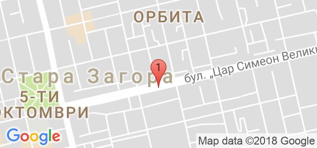 Салон S Style Карта