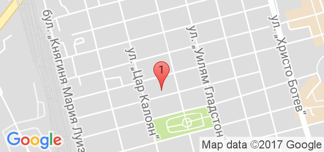 Хотел Бижу Карта