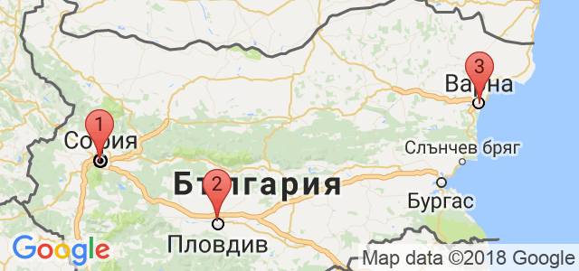 Медико-козметичен център Енигма  Карта