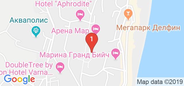 Хотел Перуника Карта