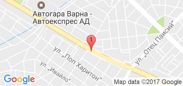 Дентален център СИ-ДЕНТ Карта