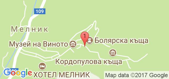 Хотел Болярка 3* Карта