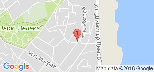 Ресторант Solle Карта