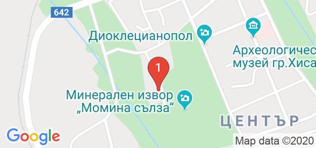 Хотел Си Комфорт Карта