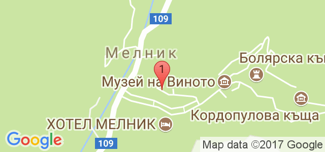 Хотел Славова Крепост 3* Карта