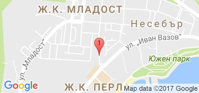 Хотел Стела Карта