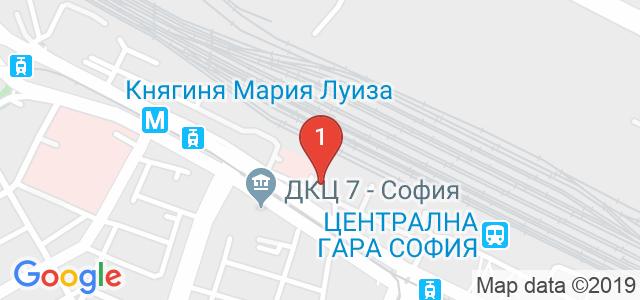 Кинотеатър Освобождение Карта