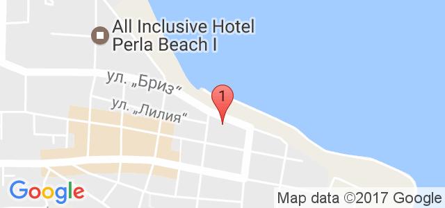Хотел Пловдив Карта