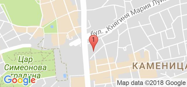 Бюти студи LM Карта