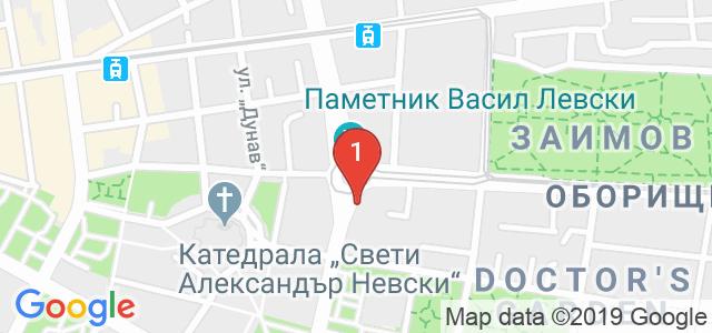 Vega Academy Карта