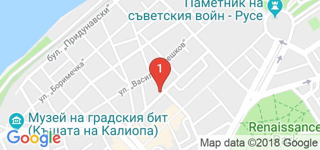 Creative Studio Карта