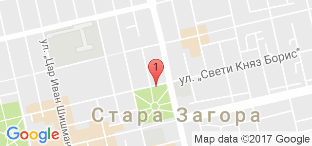 Книжарници и комп. консумативи Карта