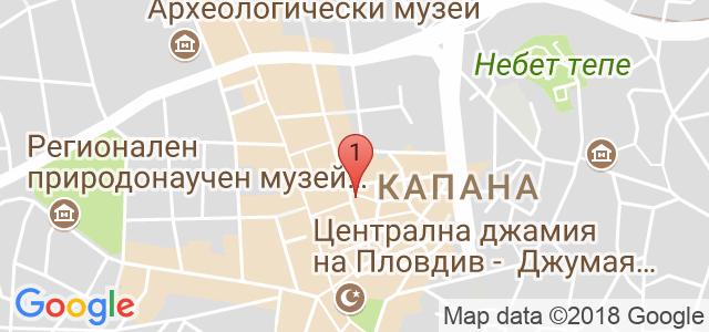 Д-Р НЕЛИ ИСКИЛИЕВА Карта
