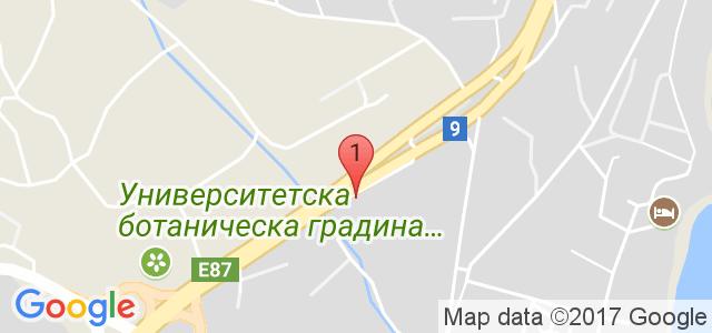 Хотел Иванчов хан 3* Карта