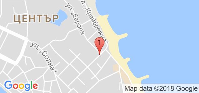 Салон Bliss Карта