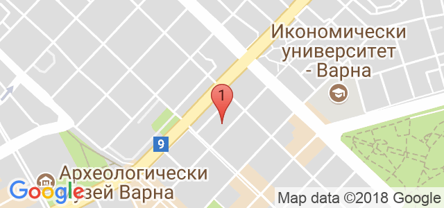 TASTY Restaurant Карта