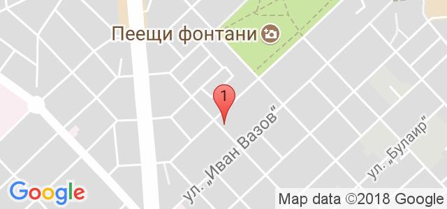Салон за красота Желание Карта