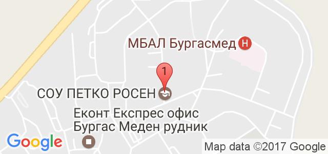 Дента Кинг Карта