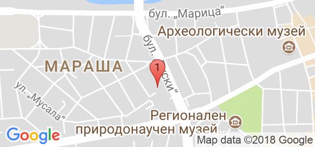 Автомивка XXL Карта