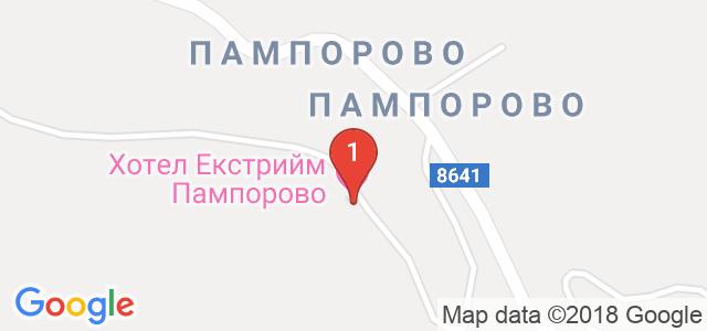 МПМ Хотел Мурсалица 3* Карта