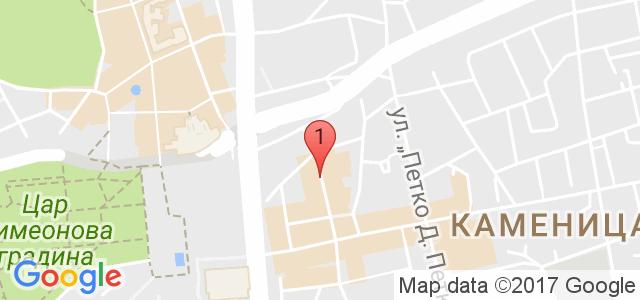Бижута Карта